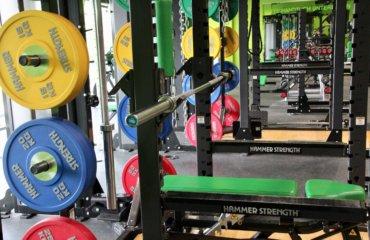Gym Krafttraining Gewichte
