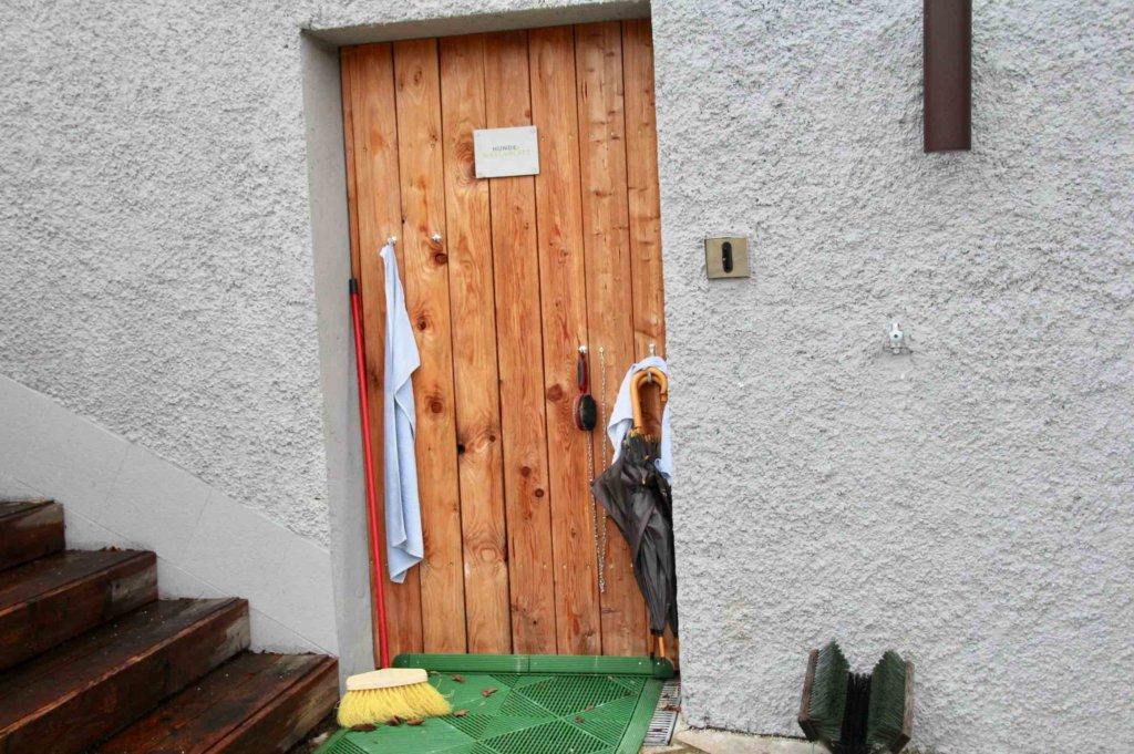 Outdoor Waschplatz für Hunde Wasnerin