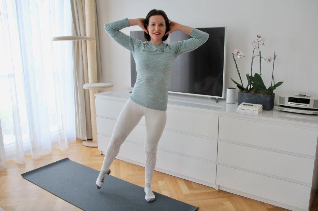 Bauchmuskel Workout