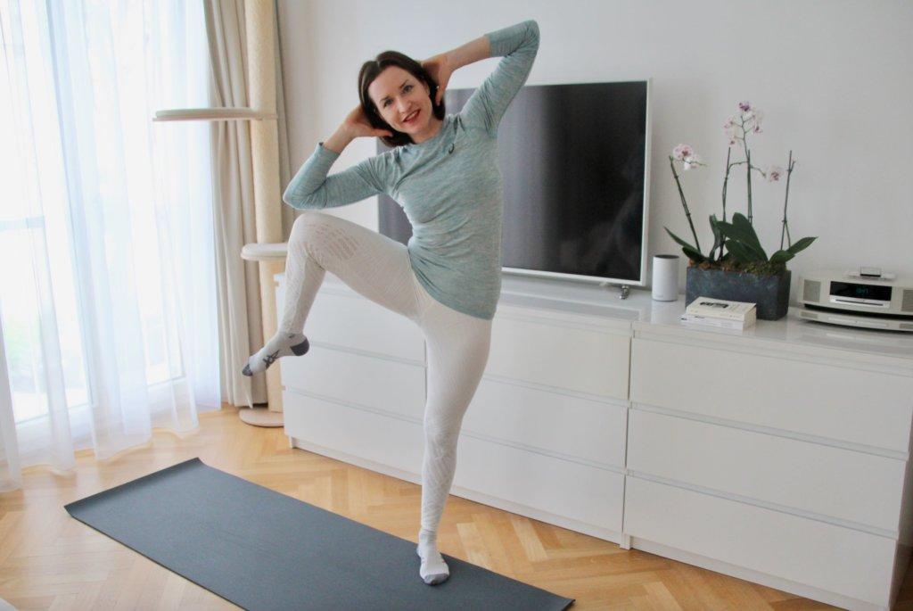Bauchmuskeln im Stehen trainieren