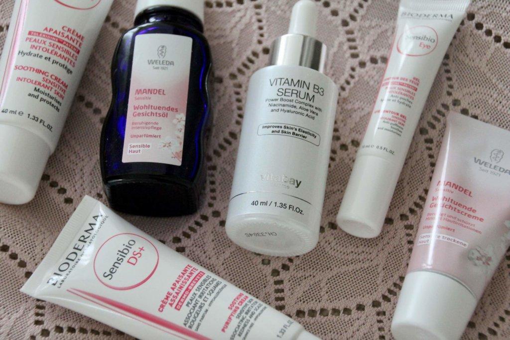 periorale Dermatitis welche Produkte Cremes