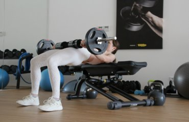 Krafttraining Frau Workout