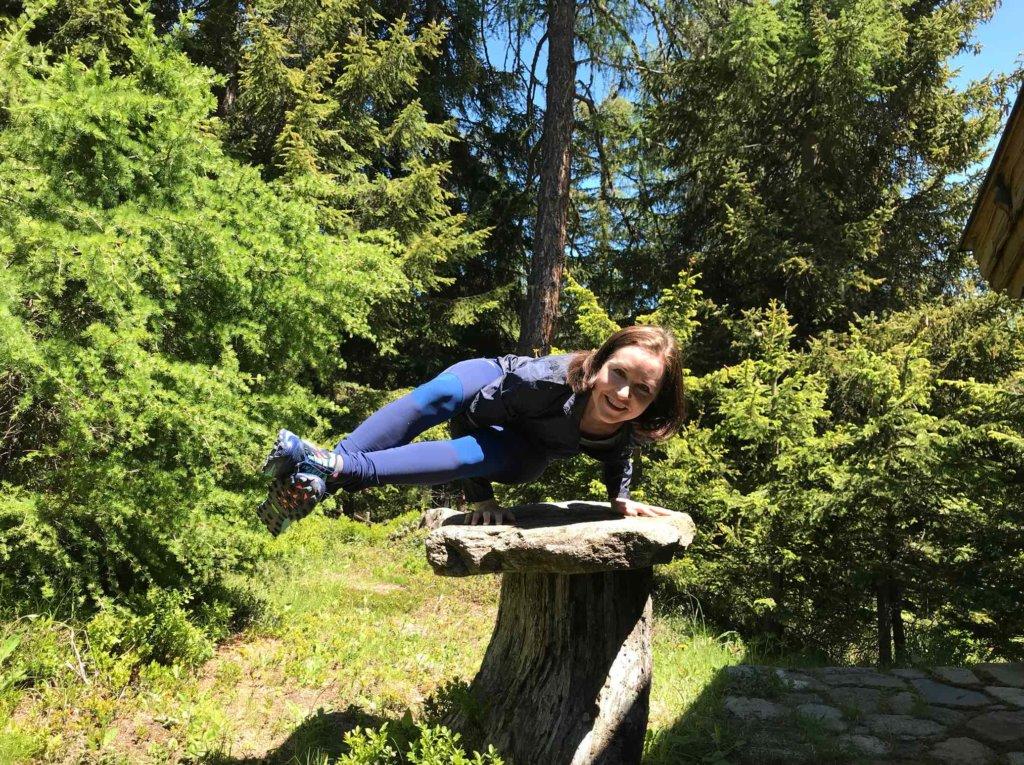 Yoga Wandern Tirol
