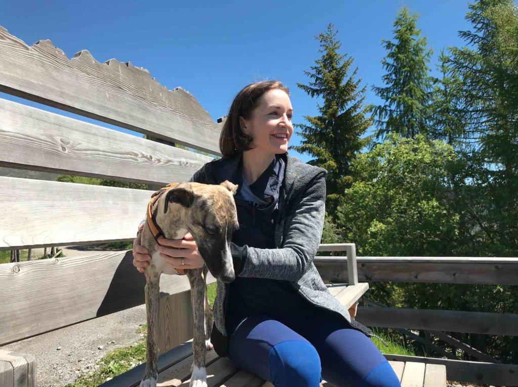 Tirol Wandern mit Hund