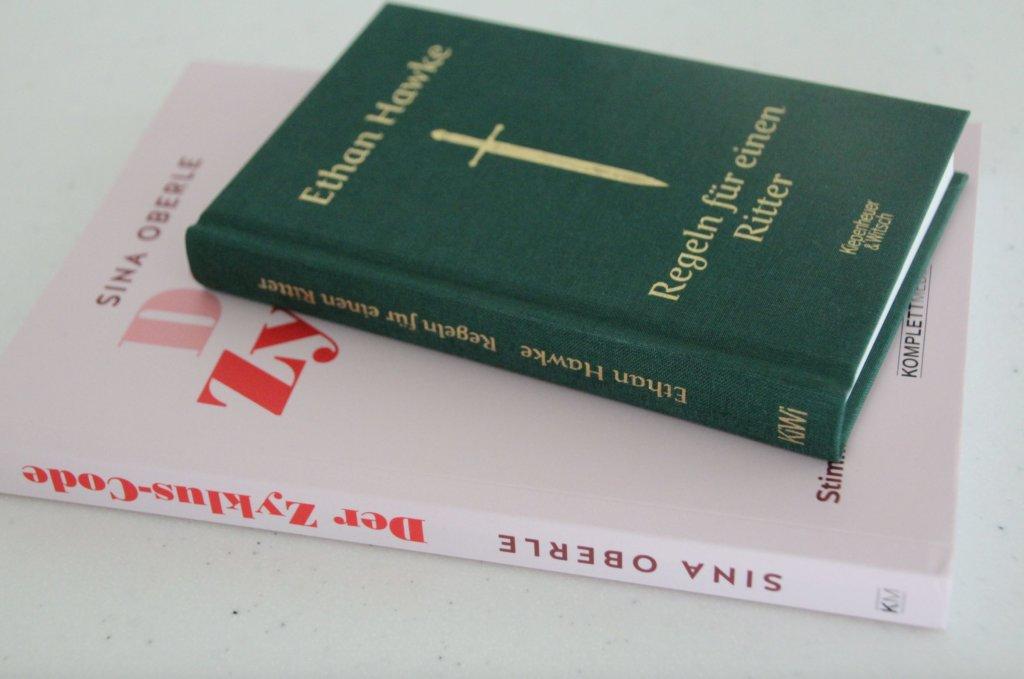 Ritter Buch Ethan Hawke