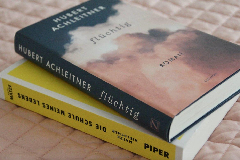 Bücher lesen Herbst 2020