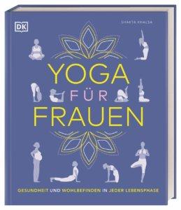Yogabuch für Frauen Yoga Frauenyoga