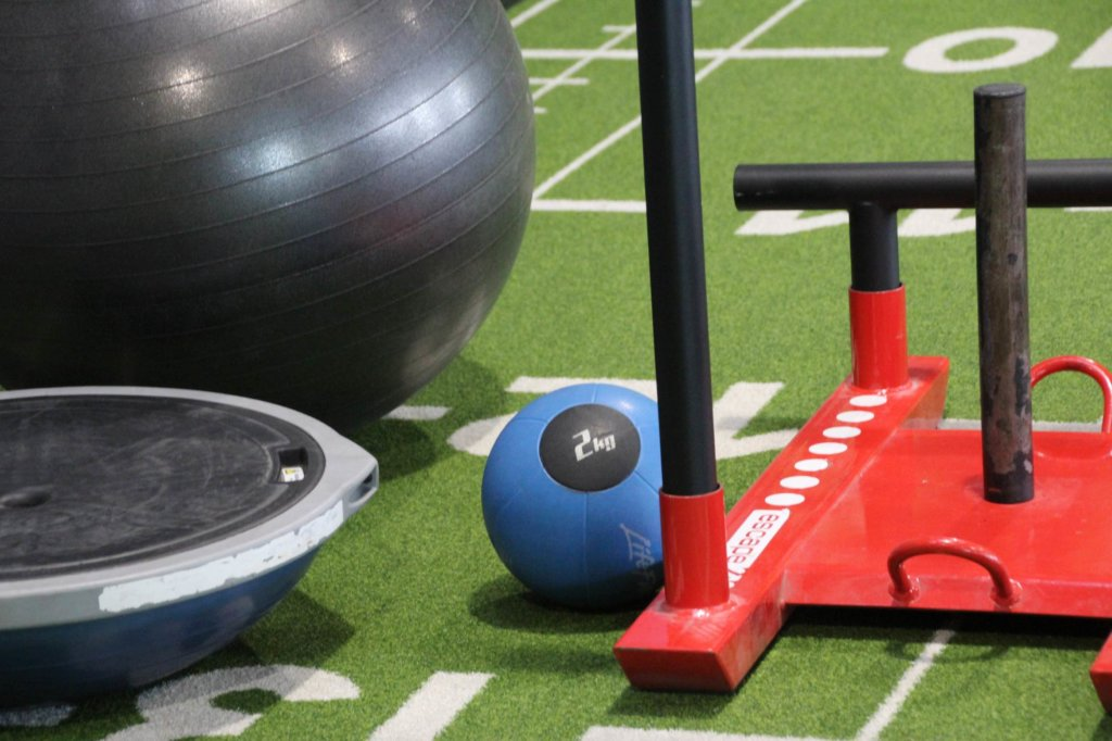 Functional Training Fitness Coronazeit