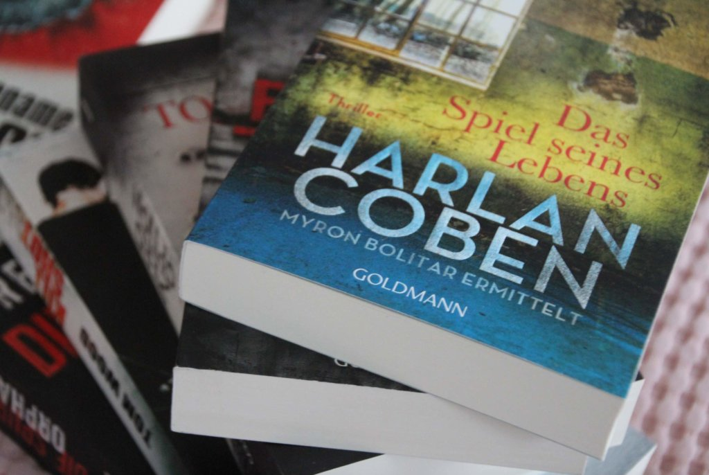 Harlan Coben Buch