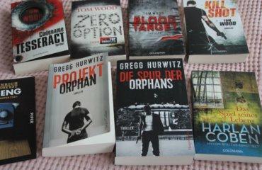 Bücher Thriller Krimi lesen Buchtipp