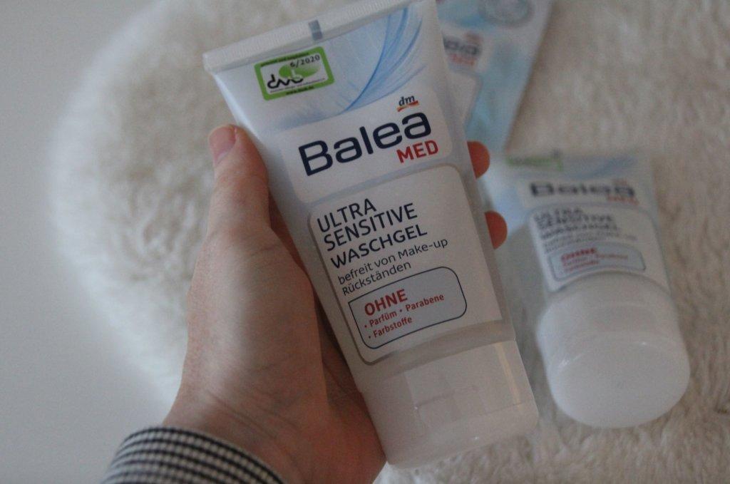 Waschgel für sensible Haut