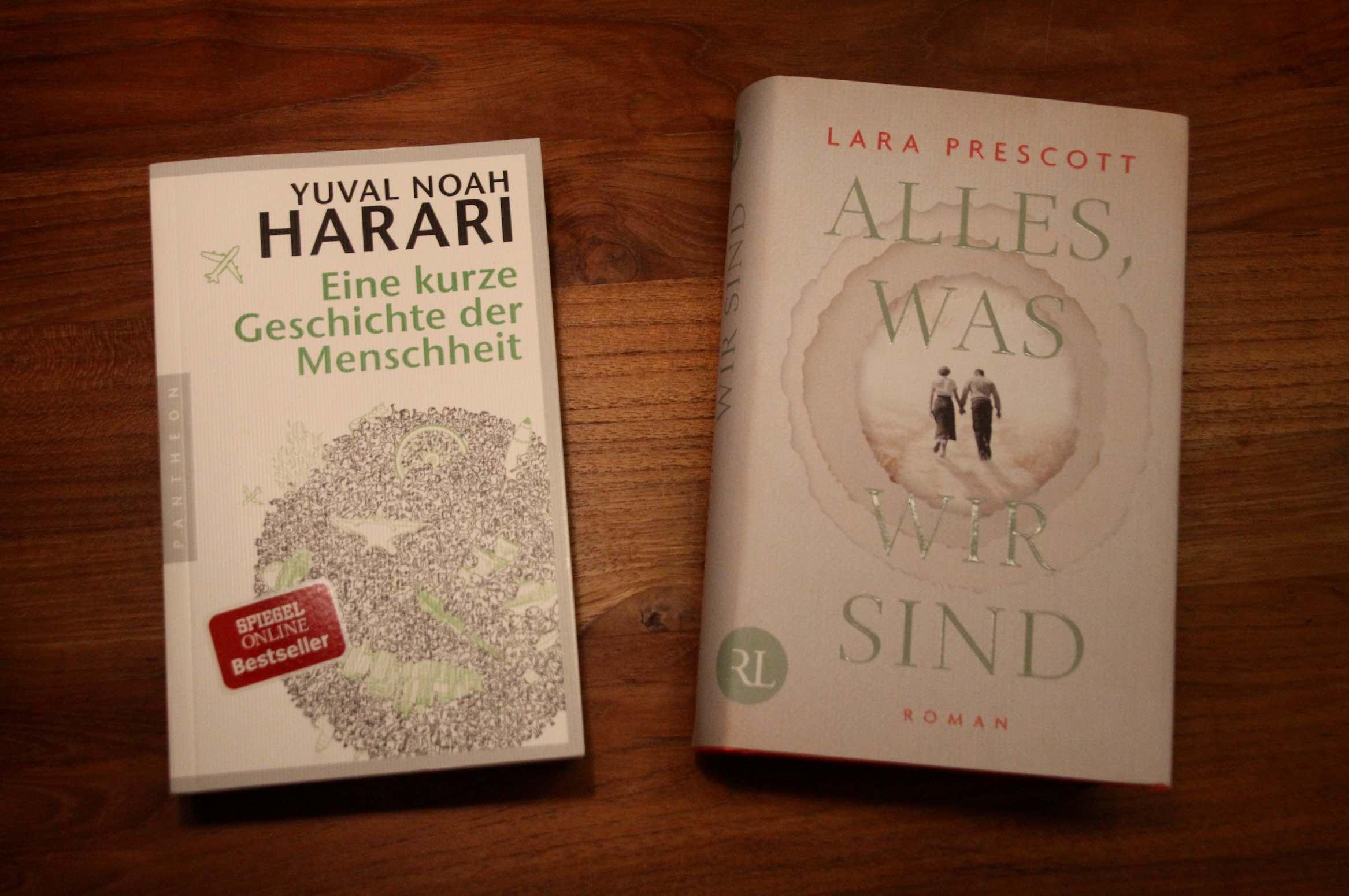Lesen Harari Lara Prescott