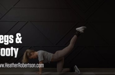 Heather Robertson Fitness Youtube