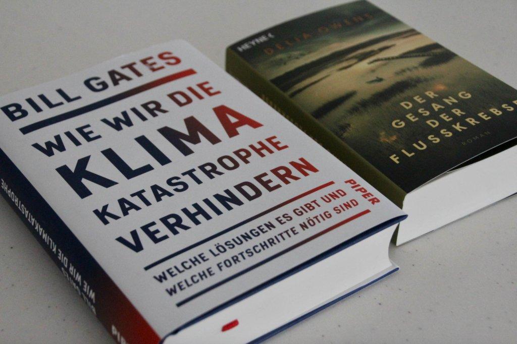 Bücher im April