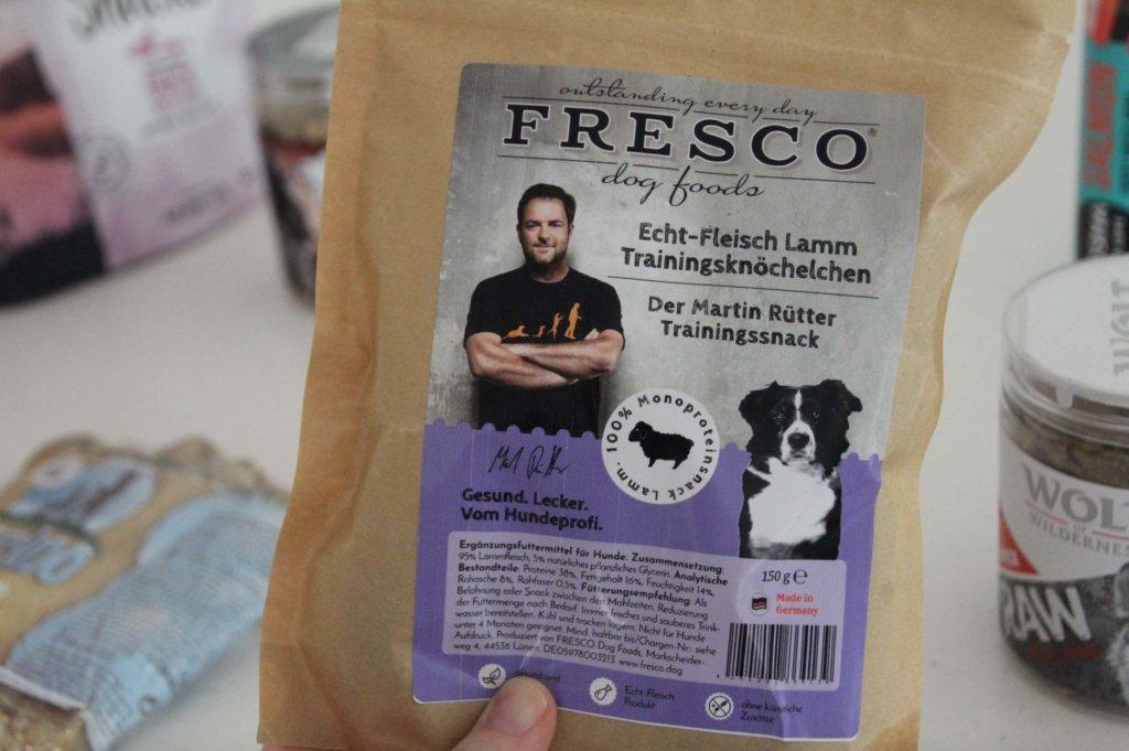 Fresco Rütter Hundetraining Snacks