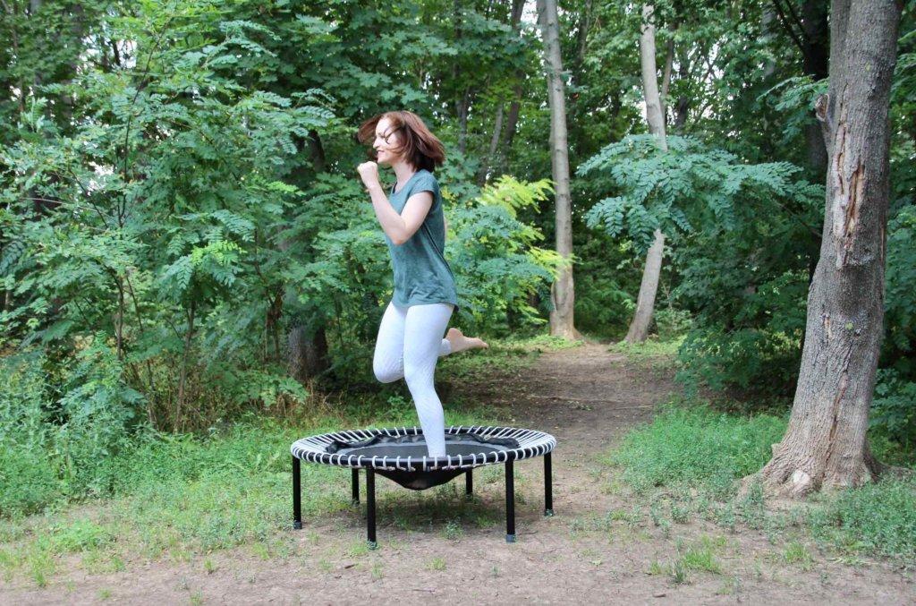Anfersen bellicon Übungen fürs Trampolin Workout