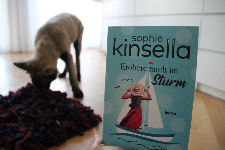 Buch Kinsella Roman